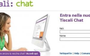 Chat Tiscali